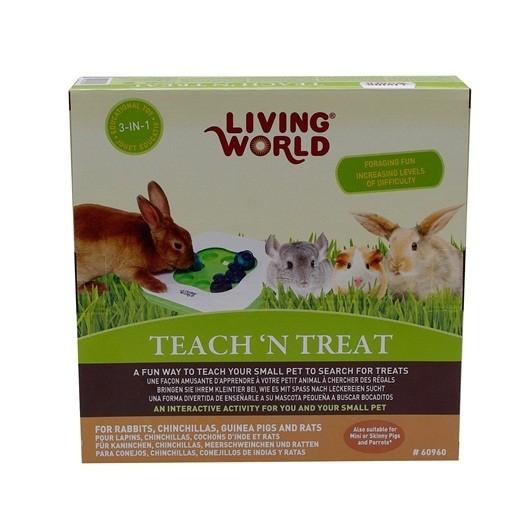 Living World Teach 'N' Treat Toy (60960)