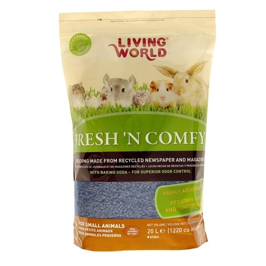 Living World Fresh n Comfy Blue 20L (61266)