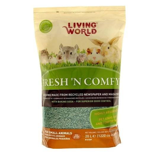 Living World Fresh n Comfy Green 20L (61269)