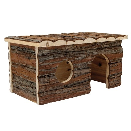 Living World Treehouse Real Wood Cabin - Large (61403)