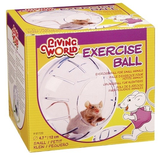 Living World Exercise Ball with Stand Small (61720)