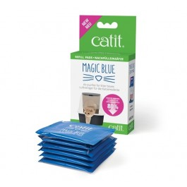 Catit Magic Blue Refill Pads [44306]