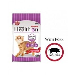 Health on Bilberry Plus For Cat 1 kg (500 g × 2) - With Pork