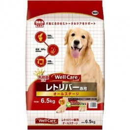Well Care Golden Retriever Dry Dog Food for Adult Dogs - 6.5kg [115253]