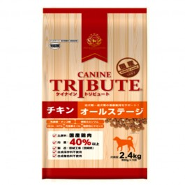 Canine Tribute Chicken All Stage (800gx3) 2.4kg [116113]