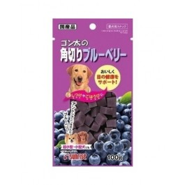 Sunrise Cube Blueberry for Dogs 100G (SKG-001)