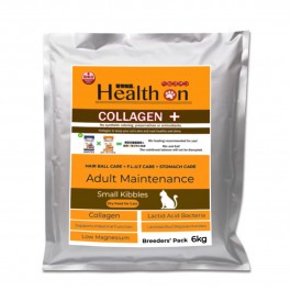 Health On Collagen Plus for Cats 6kg (Breeders' Pack) [HO132533]