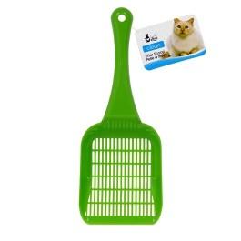 Cat Love Litter Scoop Green [37501]