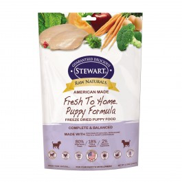 STEWART® RAW NATURAL FREEZE PUPPY FORMULA 3.75 OZ [402770]