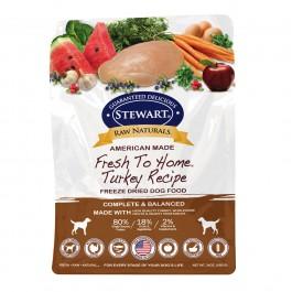 STEWART® RAW NATURAL FREEZE DRIED TURKEY RECIPE 24 OZ [402863]