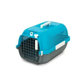 Catit Voyageur Cat Carrier Turquoise Small (41381)