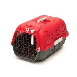 Catit Voyageur Cat Carrier Cherry Red Medium (41383)