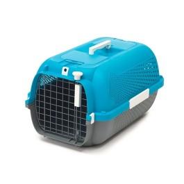 Catit Voyageur Cat Carrier Turquoise Medium (41384)