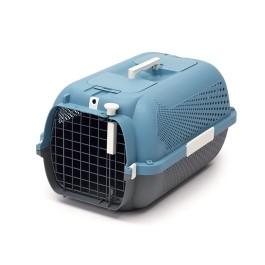 Catit Voyageur Cat Carrier Blue Grey Medium (41385)