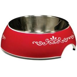 Catit Style 2-in-1 Cat Dish, Urban (160ml / 5.4 fl oz) (54527)