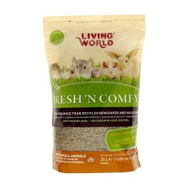 Living World Fresh N Comfy Brown 20L (61262)
