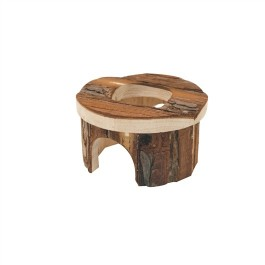 Living  World Tree House Real Wood - Oval Hideway (61509)