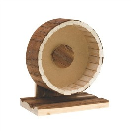 LIVING WORLD TREE HOUSE REAL WOOD - WHEEL [61510]