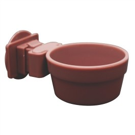 Living World Lock & Crock Dish, Burgundy Plum (61786)