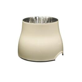 Dogit Elevated Dog Dish-White, Small (300ml/10.1 fl oz) (73745)