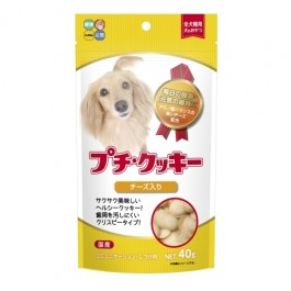 Hipet Petite Cookie with Cheese 40g (HI72346)