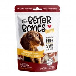 Zeus Better Bones BBQ Chicken Mini Bones 12pcs 285g (92741) NEW