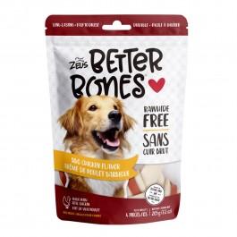Zeus Better Bones BBQ Chicken Bones 4pcs 205g (92743) NEW