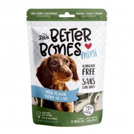 Zeus Better Bones Milk Mini Bones 12pcs 285g (92751) NEW