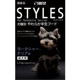 Sunrise Styles For Yorkshire Terrier 1.2kg- (932014)