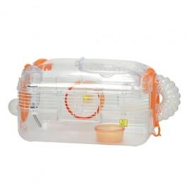 Wild Sanko Look Look Hamster Cage Orange (C111)