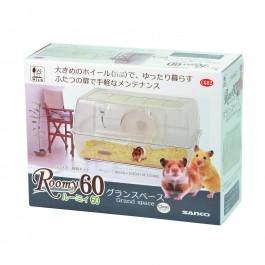 Wild Sanko Roomy 60 Grand Clear Cage (C602) NEW