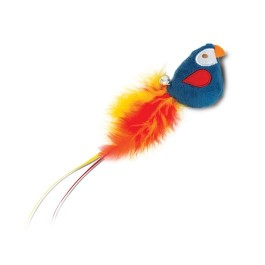 Catit Play Pirates Catnip Toys - Plush Parrot (NEW) [42481]