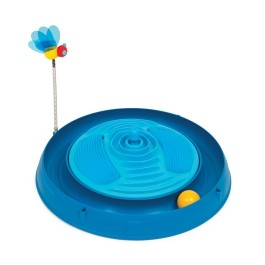 Catit Play 3 in 1 Circuit Ball Toy with Massager (43001)