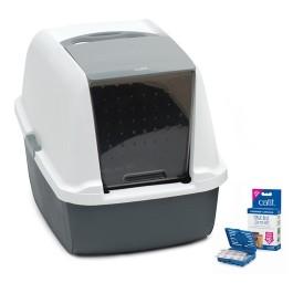 Catit Magic Blue Litter Box Regular (44075)