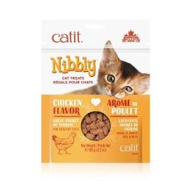 Catit Nibbly Chicken Treats for Cat 90g (44476)
