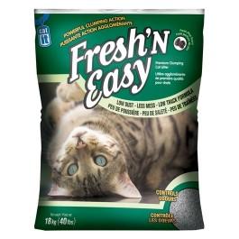 Catit Fresh 'N Easy Cat Litter - Pine Scent - 18 kg (40 lbs) (50098)
