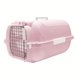 Catit Profile Voyageur Cat Carrier - Pink - Small - 48.3 cm L x 32.6 cm W x 28 cm H (19 in x 12.8 in x 11 in) (50883)