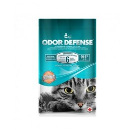 Cat Love Odor Defense Unscented Premium Clumping Cat Litter 12kg [36901]