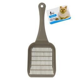 Cat Love Litter Scoop Grey (37502)