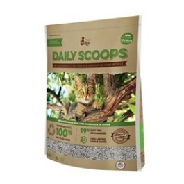 Cat Love Daily Scoops- Recycled Paper Litter - 12 lbs (37503)