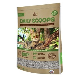 Cat Love Daily Scoops - Recycled Paper Litter - 25 lbs (37504)