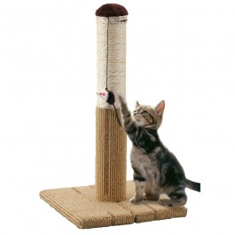 Marukan Foldable Scratch Tower for Cats- S  (CT265)