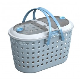 Marukan Cat Carrier - Blue (CT328)