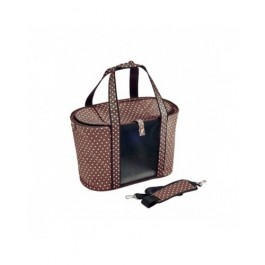 Marukan Soft Carrier for Cat - Brown (CT359)