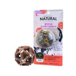 Marukan Natural Fragrance Stick Ball (CT432)