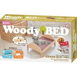 Marukan Woody Bed for Cat (CT465)