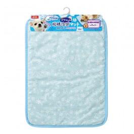 Marukan Regular Size Cool Touch Summer Mat Light Blue for Dogs and Cats (DA027)