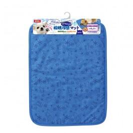 Marukan Regular Size Cool Touch Summer Mat Navy Blue for Dogs and Cats (DA028)