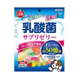 Marukan LAB Supplement Treats Jelly Fruits 16gx20 (DA044)