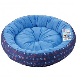 Marukan Cooling Reversible Round Bed for dog and Cat (DA143)